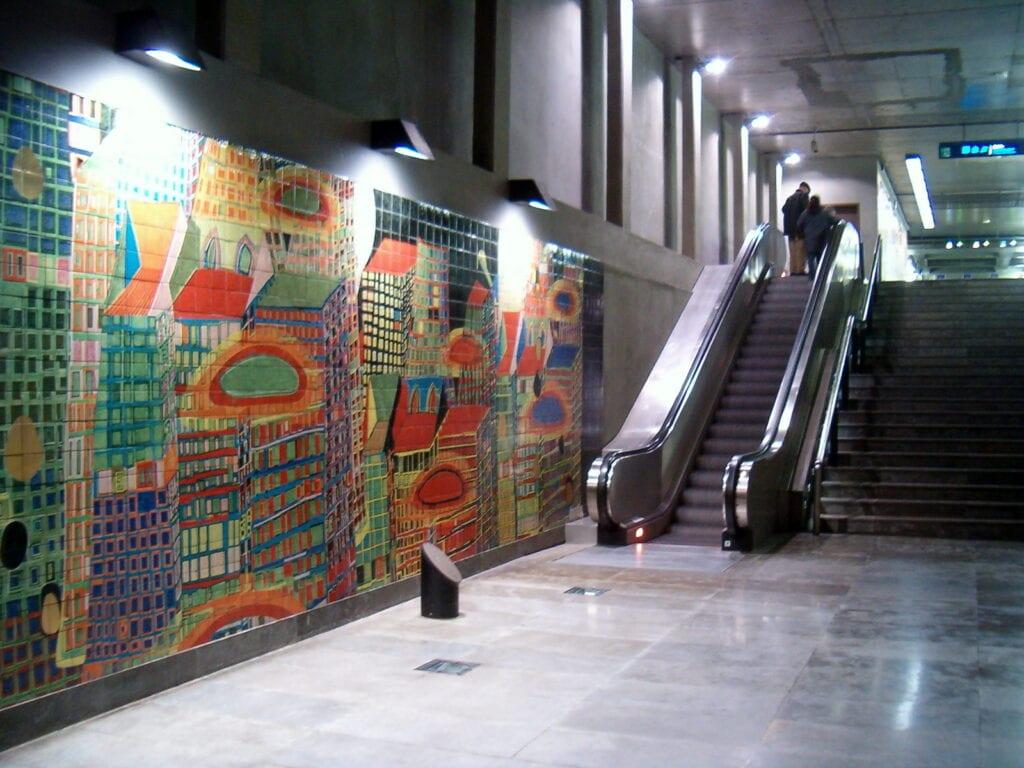 Art Metro Lisbon
